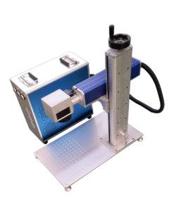 LiquiLaser maquina de marcado CO2 RF Metal tube