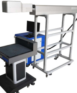 Liquilaser marking Co2 Glass machine